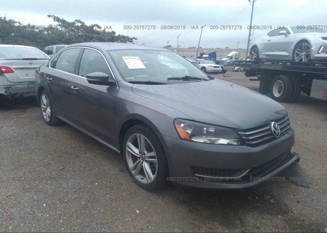 Inventory #117327338 2014 Volkswagen PASSAT