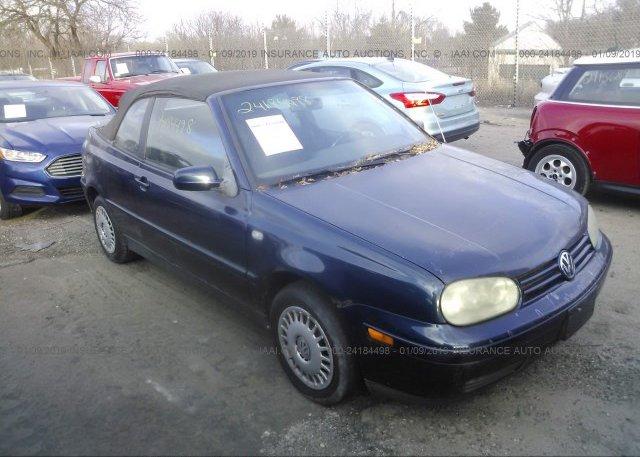 Inventory #532267986 2000 Volkswagen CABRIO