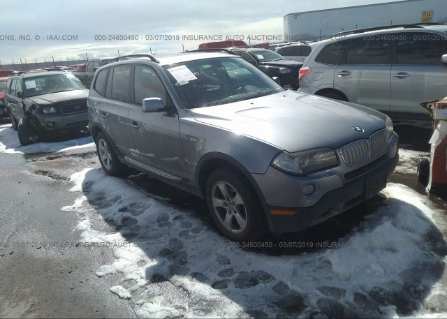 Inventory #609829373 2007 BMW X3