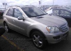 2006 Mercedes-benz ML