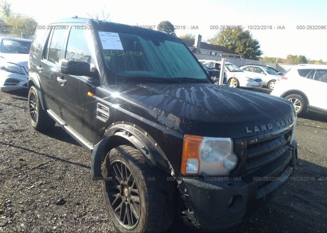 Inventory #522853178 2006 Land Rover LR3