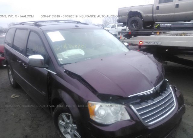 Inventory #551218107 2008 CHRYSLER TOWN & COUNTRY