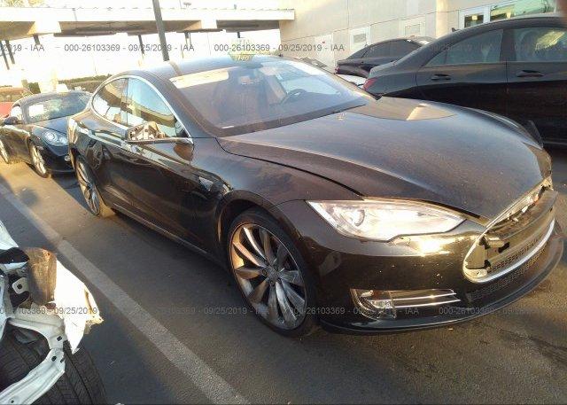 Inventory #651373974 2013 Tesla MODEL S
