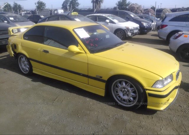 Inventory #575520011 1995 BMW M3