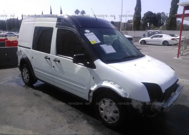 Inventory #865723390 2013 FORD TRANSIT CONNECT