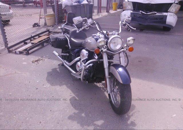Inventory #577686679 2006 Kawasaki VN900