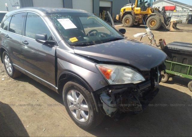 Inventory #600706128 2009 HONDA CR-V
