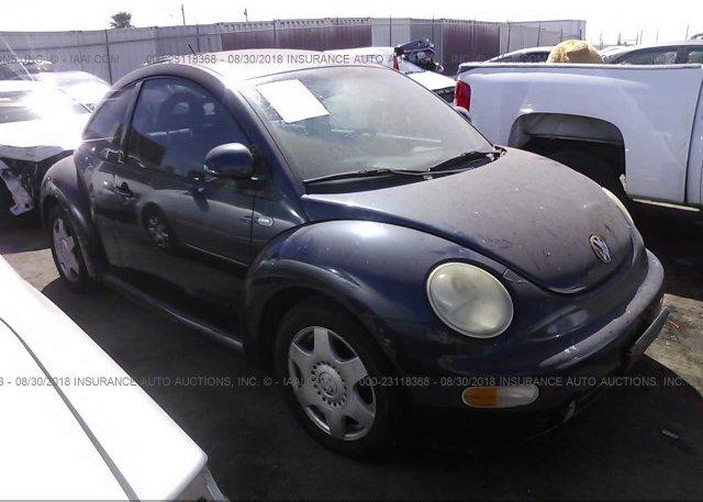 Inventory #240068402 2000 Volkswagen NEW BEETLE