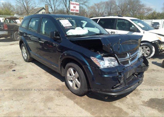 Inventory #494405646 2013 Dodge JOURNEY
