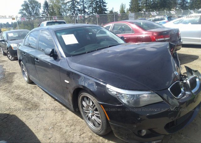 Inventory #927747247 2008 BMW 550