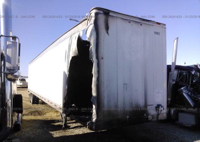 Inventory #348842214 1999 GREAT DANE TRAILERS VAN