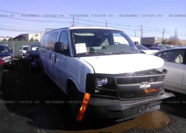 Inventory #645094737 2008 Chevrolet EXPRESS G2500