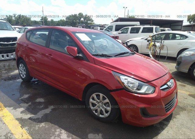 Inventory #749952657 2014 Hyundai ACCENT
