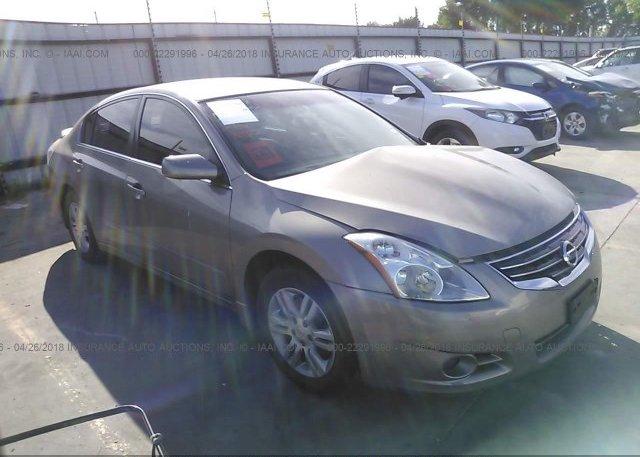 Inventory #817361184 2011 Nissan ALTIMA