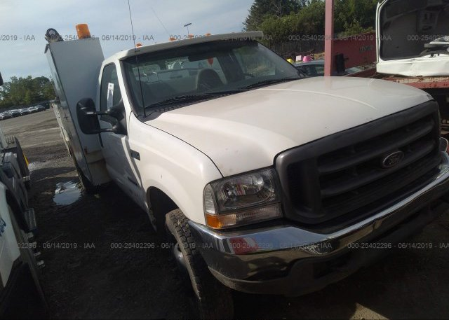 Inventory #487965624 2002 FORD F550