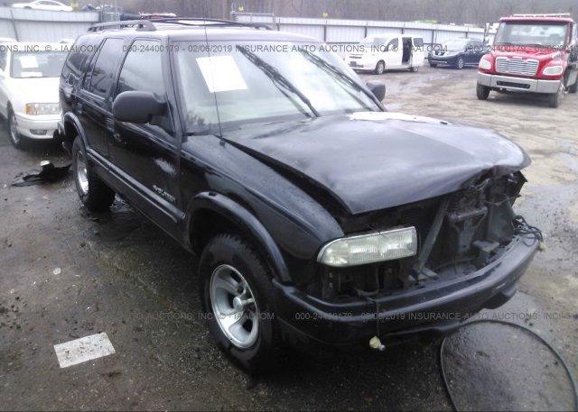 Inventory #919378617 2002 Chevrolet BLAZER
