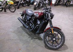 2017 Harley-Davidson XG750