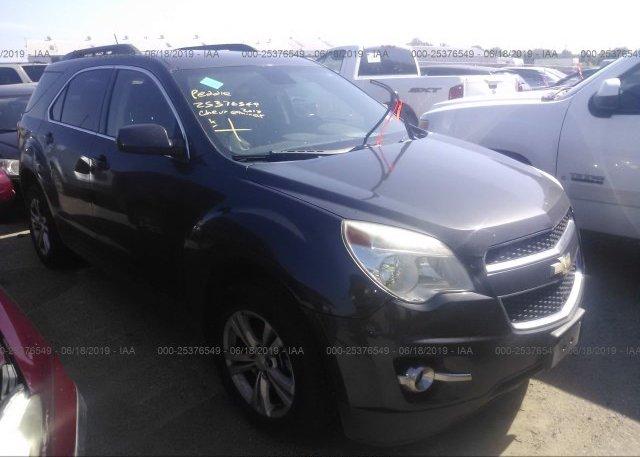 Inventory #846904796 2013 Chevrolet EQUINOX