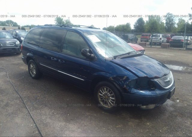 Inventory #457884402 2001 Chrysler TOWN & COUNTRY