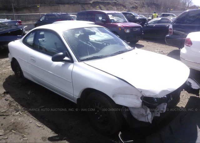 Inventory #612551479 1998 FORD ESCORT