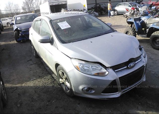Inventory #810802852 2012 FORD FOCUS