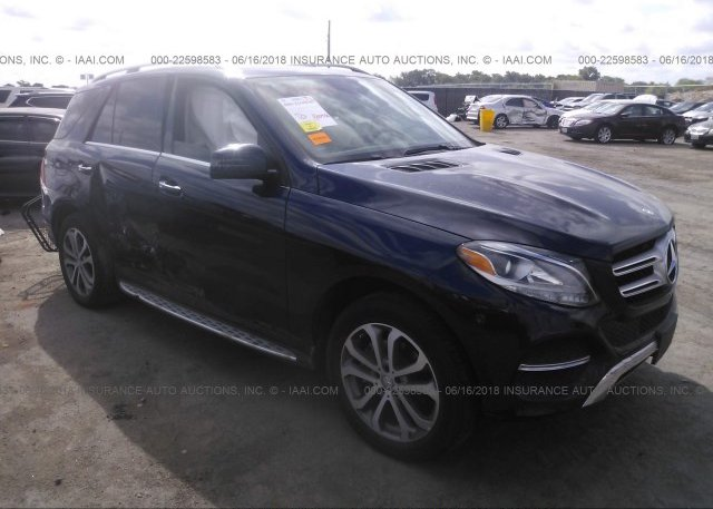 Inventory #164021304 2017 Mercedes-Benz GLE