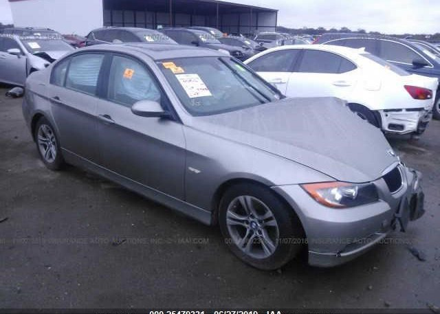 Inventory #810599581 2008 BMW 328