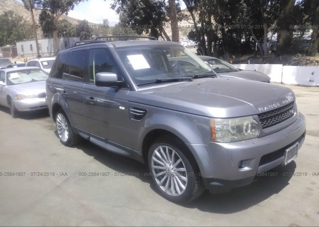 Inventory #911715906 2011 Land Rover RANGE ROVER SPORT