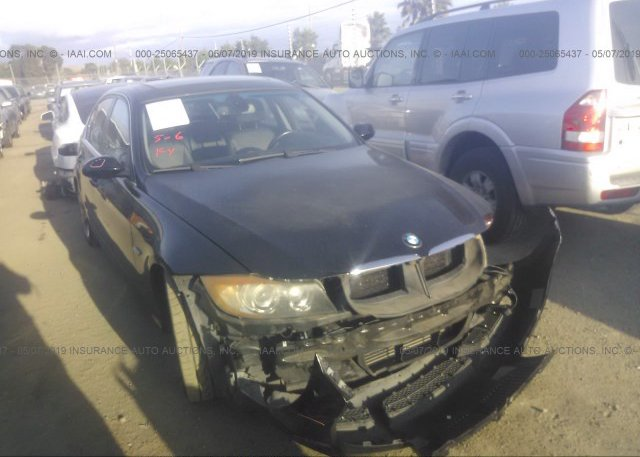Inventory #876923423 2007 BMW 335