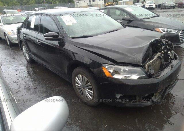 Inventory #924316083 2014 Volkswagen PASSAT