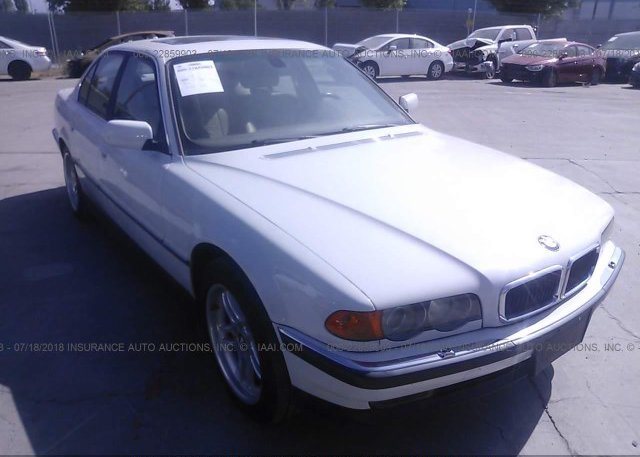 Inventory #107272654 2000 BMW 740