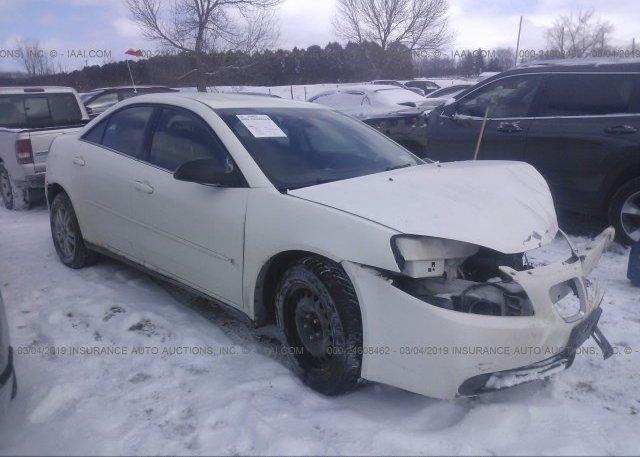 Inventory #641161733 2006 Pontiac G6