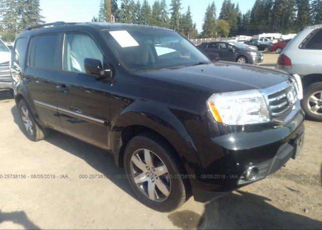 Inventory #158542981 2015 Honda PILOT