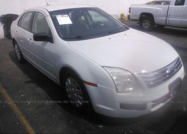 Inventory #228027058 2008 FORD FUSION