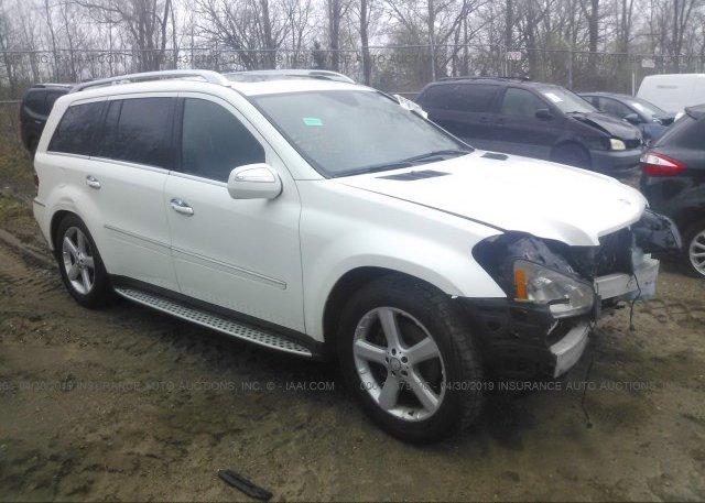 Inventory #590885894 2009 Mercedes-benz GL
