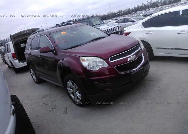 Inventory #330719637 2012 Chevrolet EQUINOX