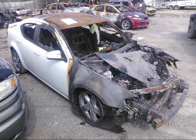 Inventory #267052455 2013 Dodge AVENGER