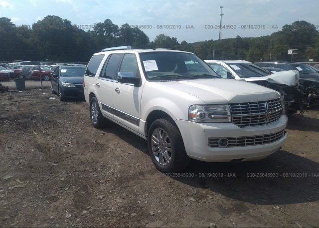 Inventory #858873006 2008 Lincoln NAVIGATOR