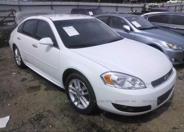Inventory #967320829 2012 Chevrolet IMPALA