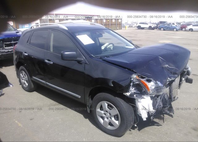 Inventory #831278863 2014 Nissan ROGUE SELECT
