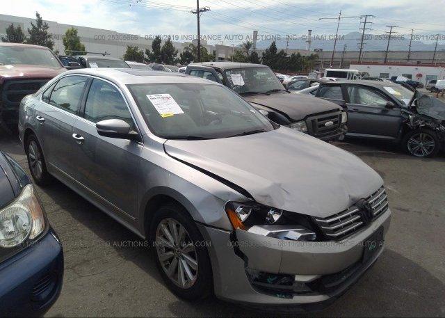 Inventory #695591924 2013 Volkswagen PASSAT