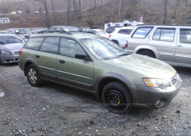 Inventory #616825168 2005 Subaru LEGACY