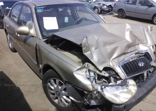 Inventory #848750405 2004 Hyundai SONATA