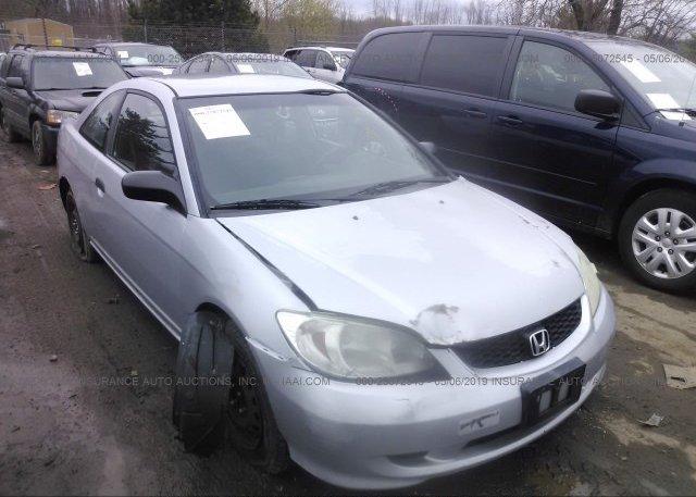 Inventory #736447568 2005 Honda CIVIC