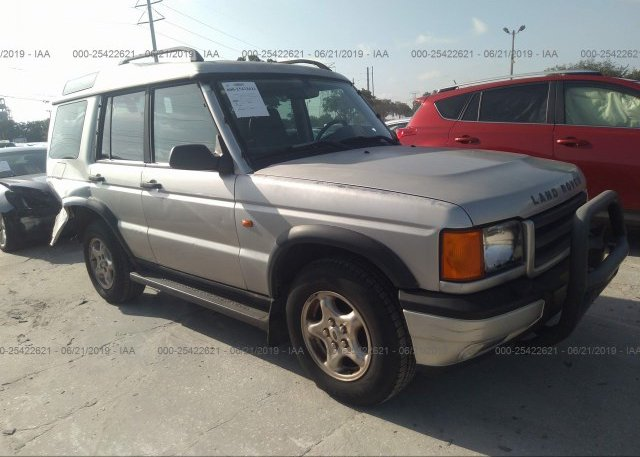 Inventory #910664776 1999 Land Rover DISCOVERY II