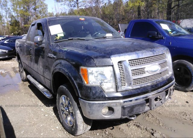 Inventory #593623728 2009 FORD F150