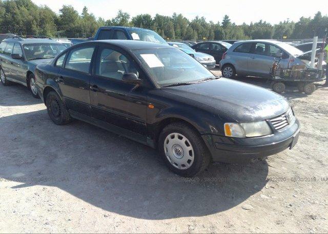 Inventory #361620401 1999 Volkswagen PASSAT
