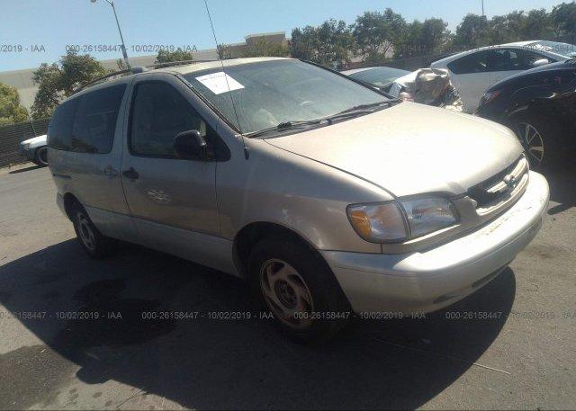 Inventory #775688593 2000 Toyota SIENNA
