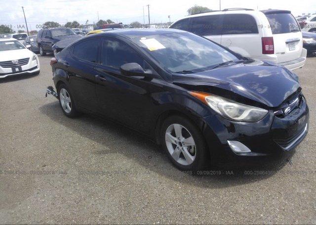 Inventory #439910973 2013 Hyundai ELANTRA