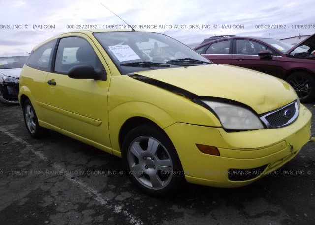 Inventory #151686453 2005 FORD FOCUS
